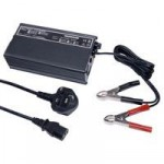 Ideal Power AC1012A Compact 12V Sla Charger 10A