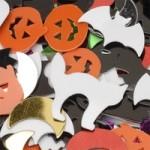RVFM Halloween Decorative Sequins 200ml Tub