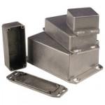 Hammond 11130PDLA Eddystone Die Cast Enclosure 125 x 125 x 107.3mm