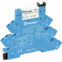 Finder 92.13 Relay Socket for the 62 Series